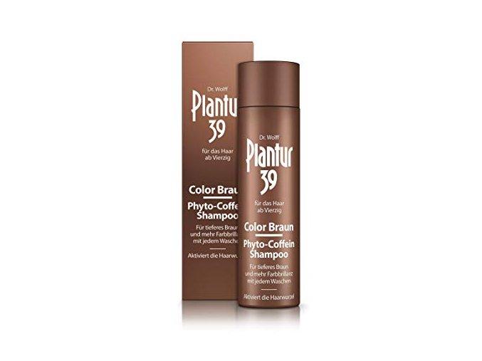 Plantur brown šampon