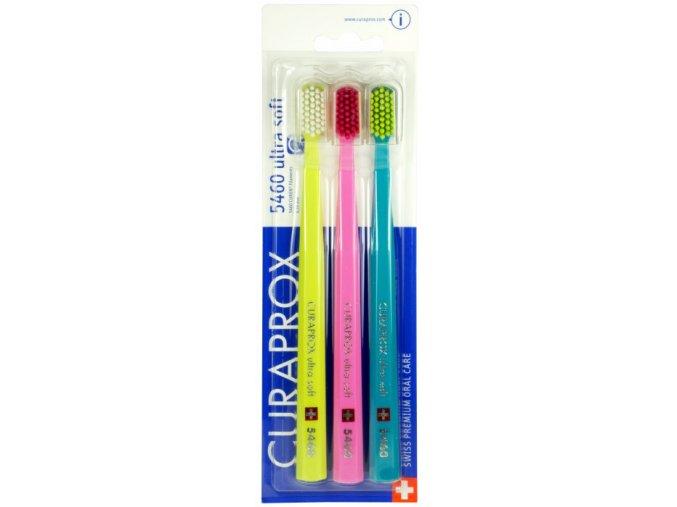 curaprox cs 5460 3 pack