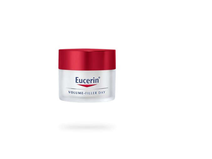 69700 PS EUCERIN INT Volume Filler product header day cream