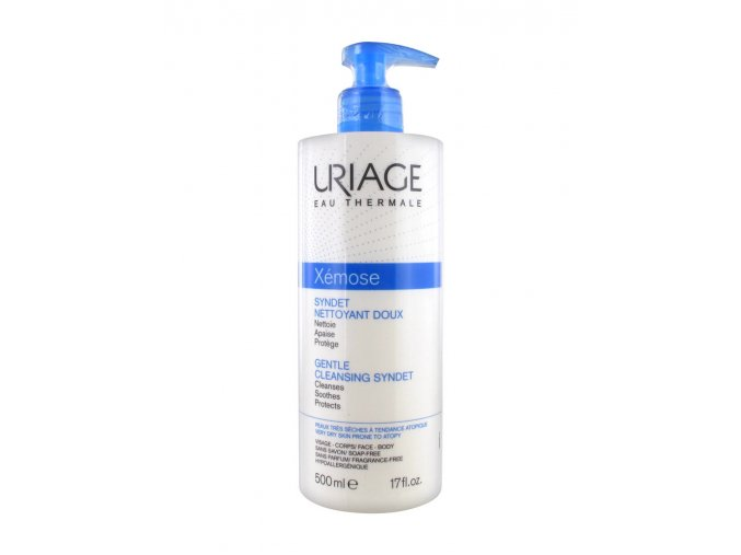 uriage xemose gentle syndet 500ml