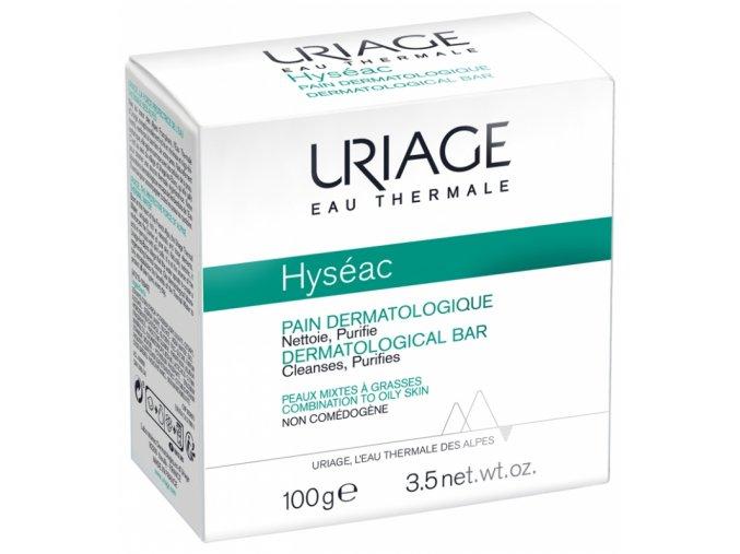 uriage hyseac mýdlo kostka