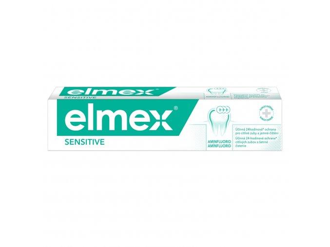 elmex sensitive pasta 75ml NOVÝ