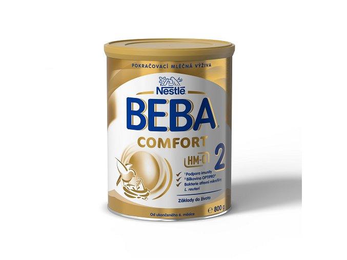 BEBA Comfort 2 HMO 800g