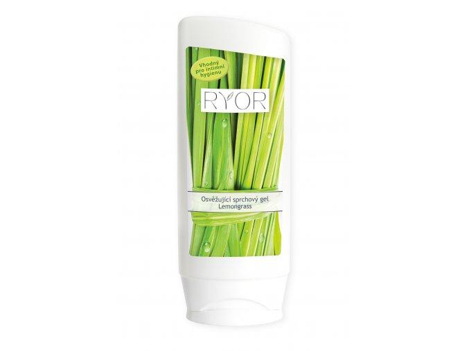 22012 Osvežující sprchový gel Lemongrass nový tuboflakon