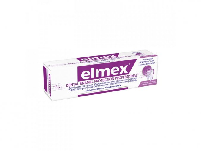 zubni pasta elmex dental enamel protection professionaltm