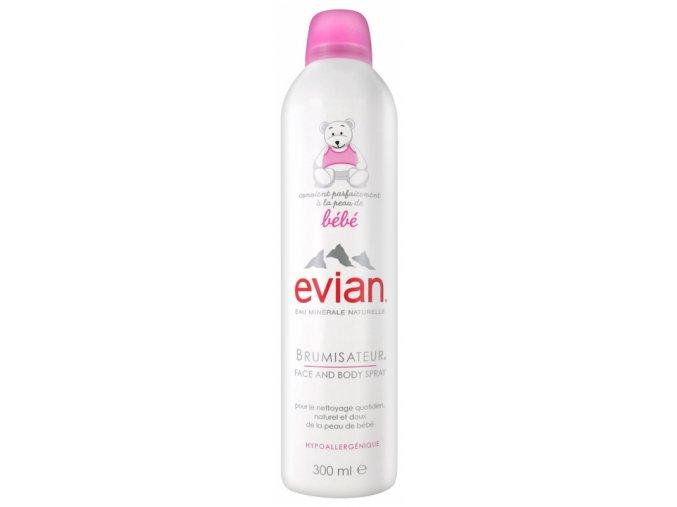 Evian voda Bebe