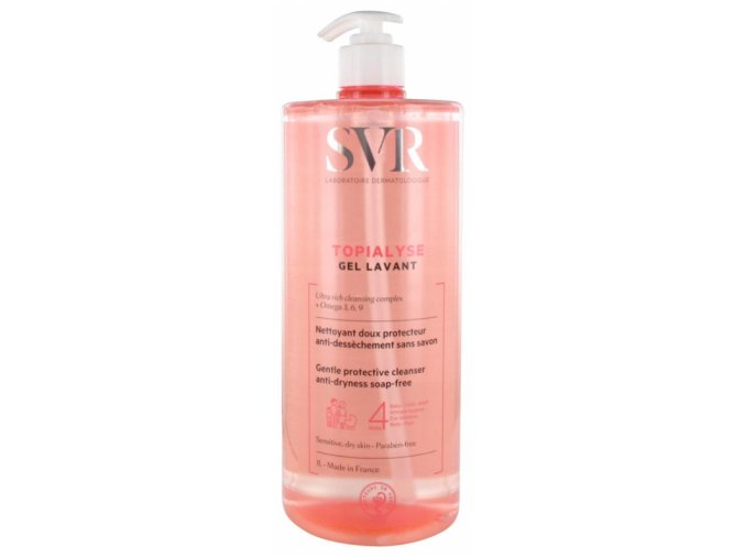 svr topialyse cleansing gel 1000ml