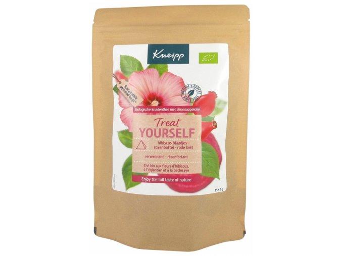 kneipp čaj treat yourself