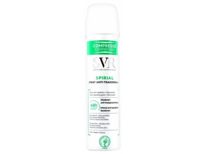 svr spirial spray 48h 75ml