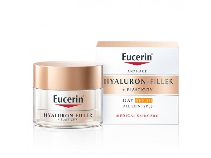 Hyaluron filler elasticity denní SPF30