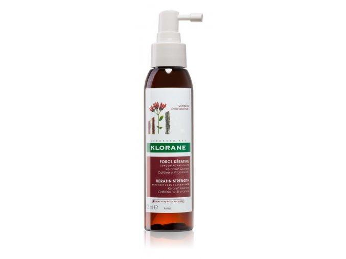 klorane force keratine koncentrat proti padani vlasu 26