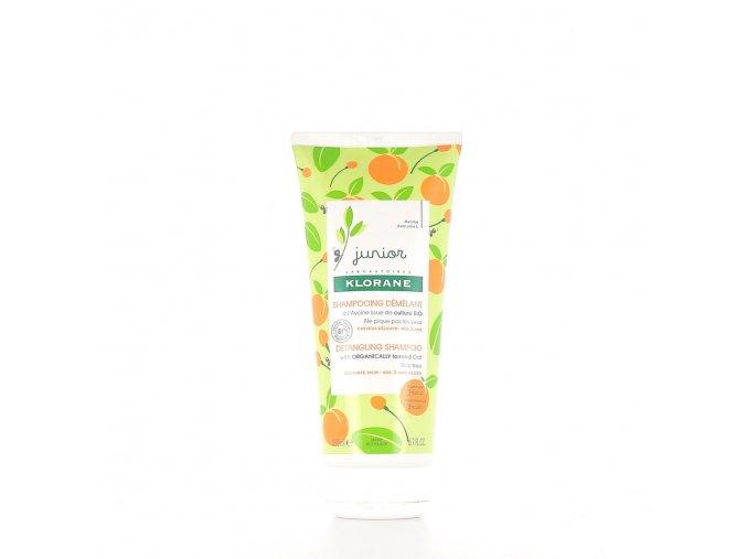 klorane junior šampon demelant 200ml