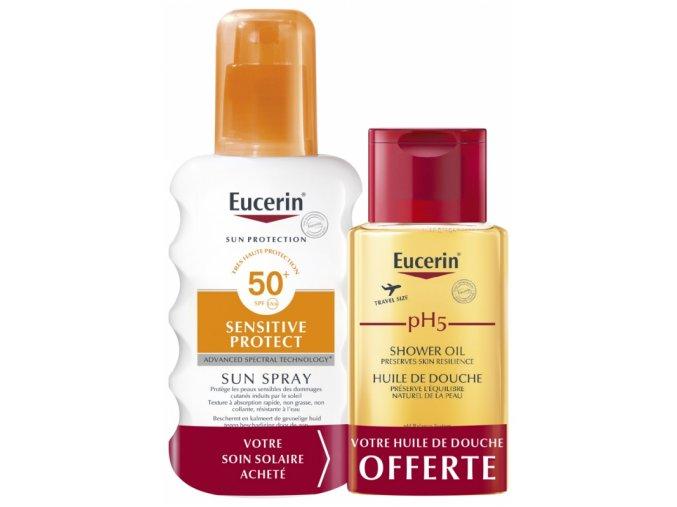eucerin sun protection sprej 50+ 200ml