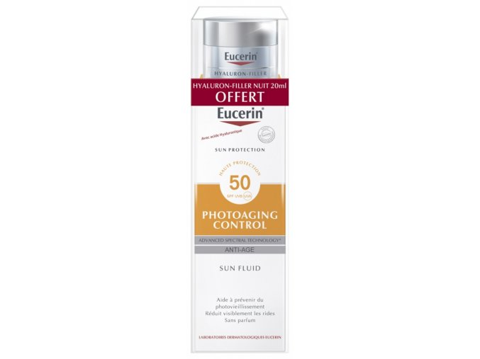 SUN PROTECTION PHOTOAGING CONTROL SUN FLUID SPF 50 50ML