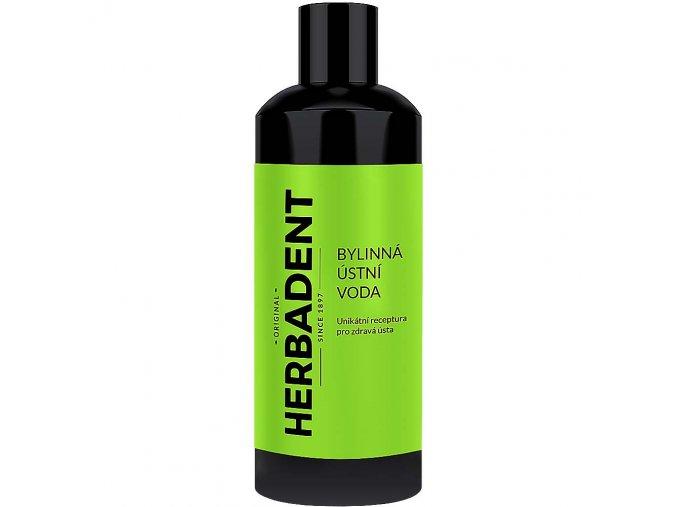 herbadent original bylinna ustni voda 400 ml