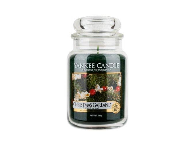 yankee candle christmas garland 623g 1