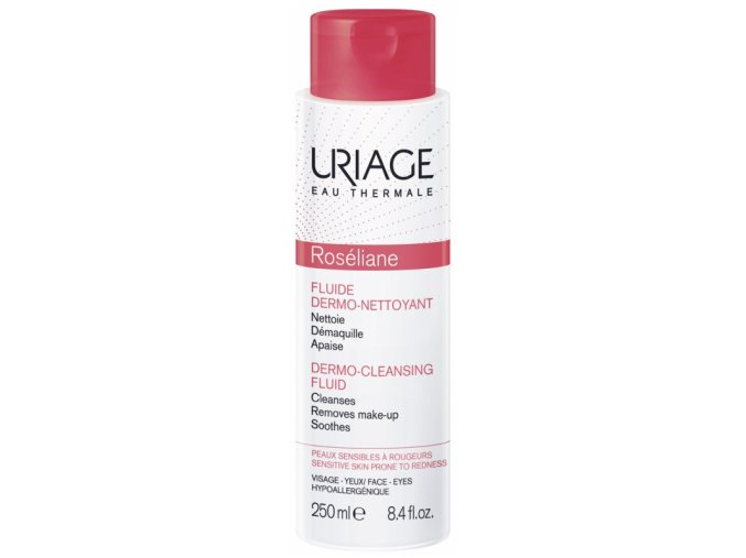 uriage roseliane čistící fluid