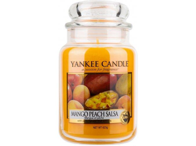 yankee candle aromaticka svicka mango peach salsa 623 g unisex