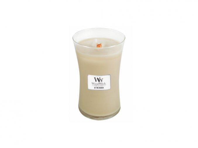 2490 svicka ovalna vaza woodwick na plazi 609 5 g