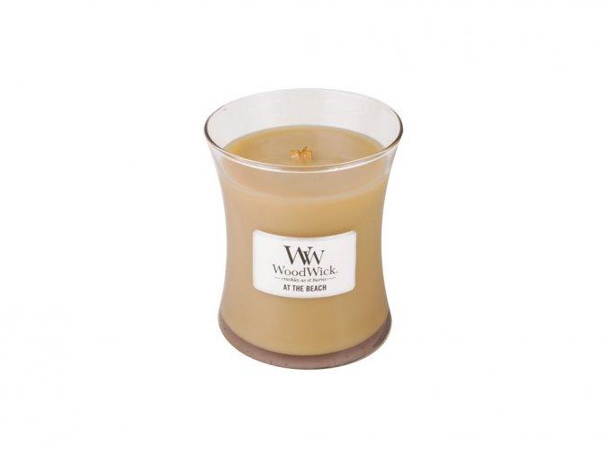 2439 svicka ovalna vaza woodwick na plazi 275 g