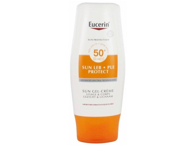 Eucerin sun protect leb allergy gel krém 150ml