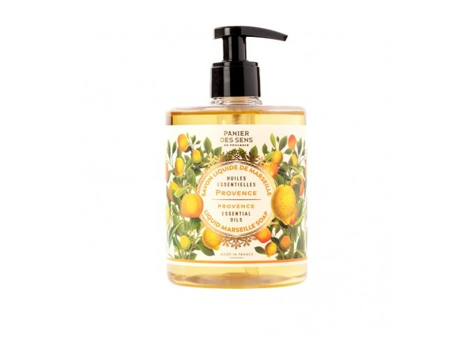 liquid marseille soap soothing provence