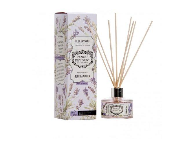 diffuseur de parfum bleu lavender