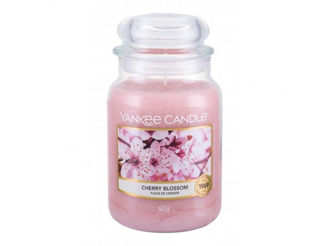 yankee candle cherry blossom vonna svicka 623 g 318319