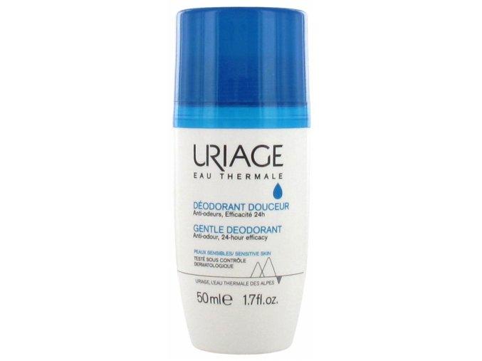 Uriage Jemný kuličkový deodorant roll on 50 ml