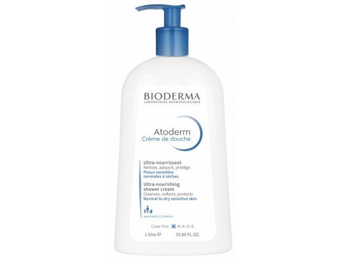 bioderma atoderm shower krém 1L nový