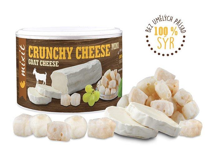Mixit Křupavý kozí sýr