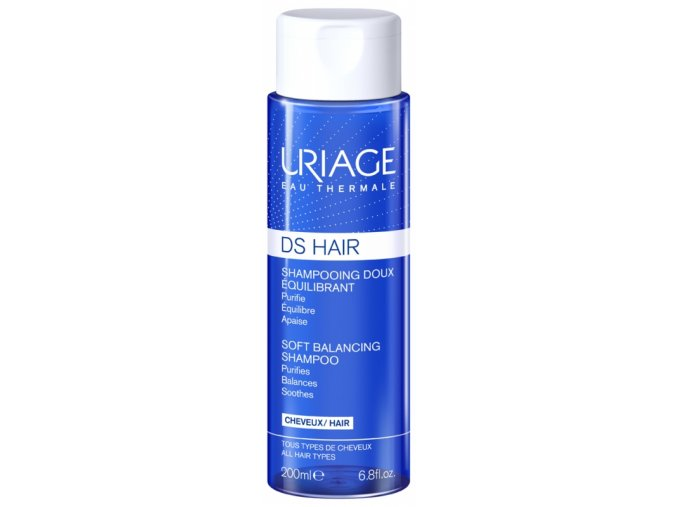uriage ds hair balancing šampon 200ml