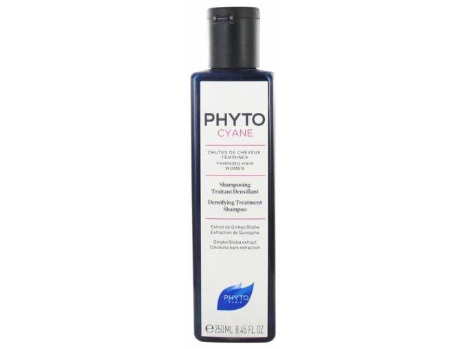 phyto phytocyane densifying šampon 250ml