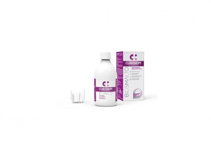 Curaseot BIOSMALTO Sensitive ústní voda 300 ml