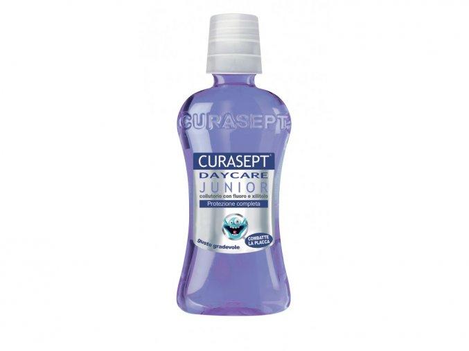 Curasept DayCare Junior ústní voda, žvýkačková 250 ml