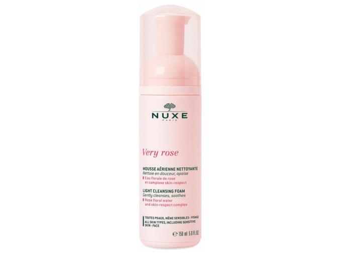 nuxe very rose čistící pěna 150ml