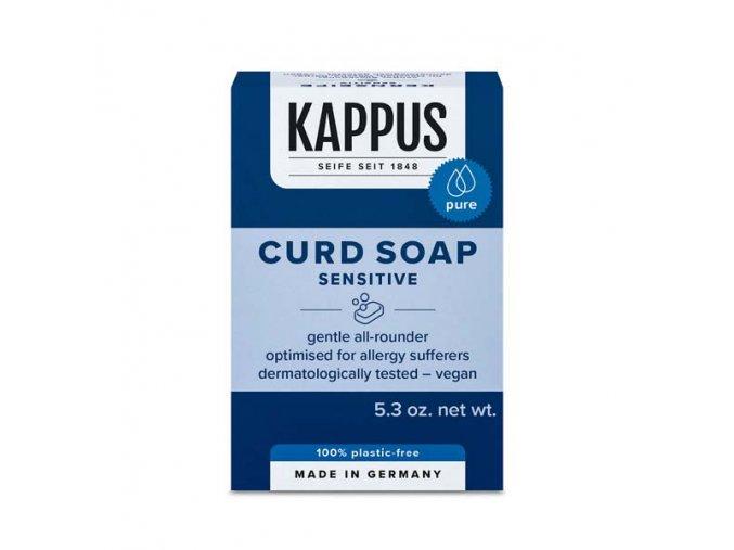 kappus koupelové mýdlo sensitive