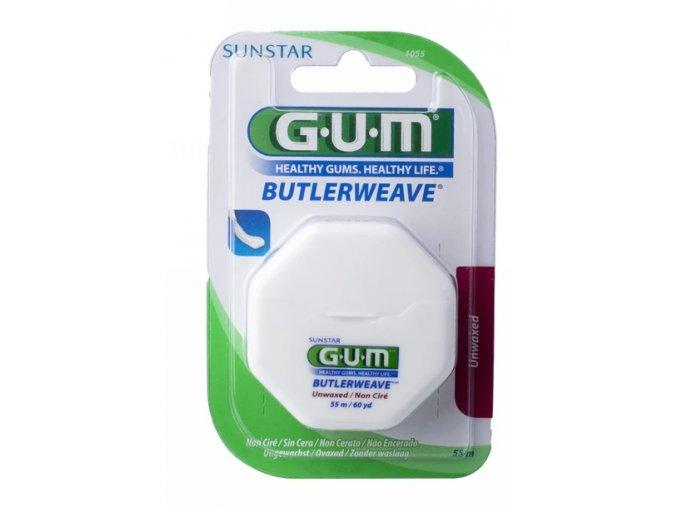 Gum weave nevoskovaná nit 55m