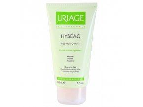 uriage hyseac čistící gel 150