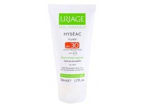 uriage hyseac matujici fluid s hydratacnim ucinkem spf 30 14