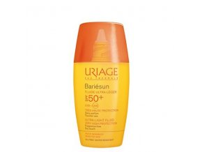uriage solaires bariesun fluide ultra leger spf50