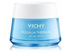 vichy aqualia thermal rich vyzivujici hydratacni krem pro suchou az velmi suchou plet 4