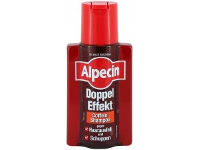 alpecin energisant double effect šamp. 200ml