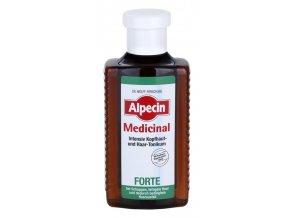 alpecin medicinal forte intenzivni tonikum proti lupum a vypadavani vlasu 28