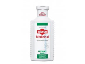 alpecin medicinal mastné vlasy