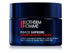 biotherm homme force supreme remodelacni denni krem pro regeneraci a obnovu pleti 18