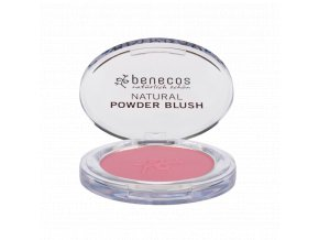 4260198091174 benecos Natural Compact Blush mallow rose