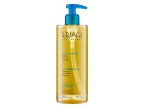 uriage hygiene myci olej na oblicej a telo 500ml