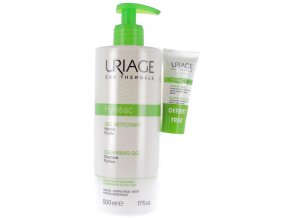 Uriage Hyseac gel 500ml+Hyseac 3 Regul