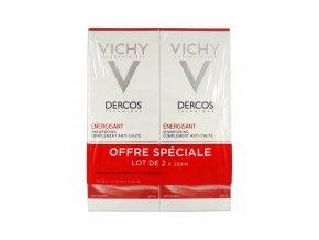 vichy dercos energising 2x200ml